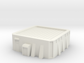 Simple Store in White Natural Versatile Plastic