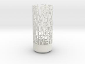 havamal light in White Natural Versatile Plastic