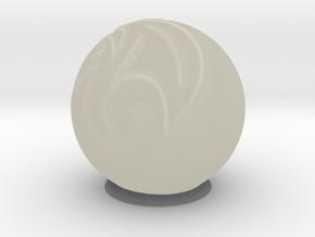 maya_ball in Transparent Acrylic
