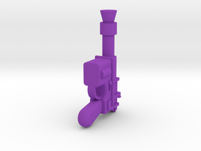 Solo Blaster in Purple Strong & Flexible Polished