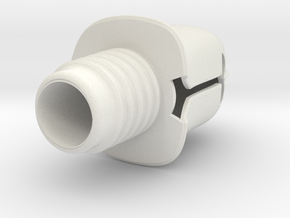 winestopper in White Natural Versatile Plastic
