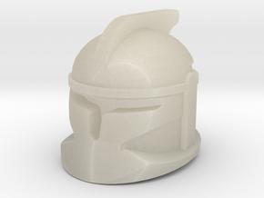 Clone P1 Helmet in White Acrylic