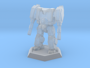 Mecha- Hunter (1/937th) in Frosted Ultra Detail