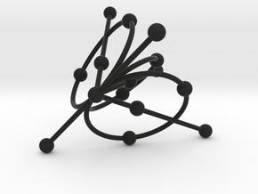 011: Pencil 3 in Black Strong & Flexible