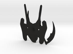 Pocket Reaper in Black Strong & Flexible