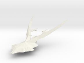 GeweihGross in White Natural Versatile Plastic