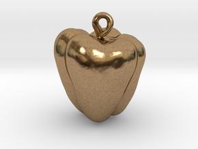 Papryka in Natural Brass