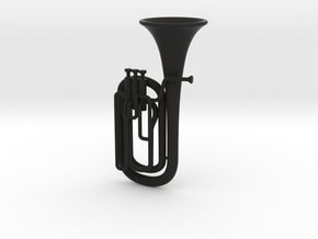 Baritone Horn in Black Strong & Flexible