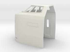 Alexander003 in White Natural Versatile Plastic