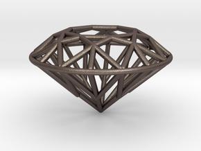 Big Diamond in Stainless Steel