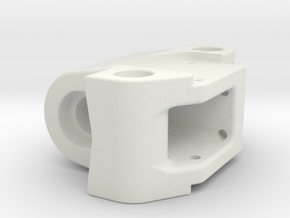 SB5 Steering Head in White Strong & Flexible