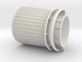 edf part 2 in White Natural Versatile Plastic