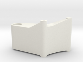 SB5 Rear Swingarm BOX DESIGN in White Natural Versatile Plastic