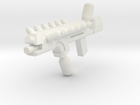 WETA MAC v2 in White Strong & Flexible