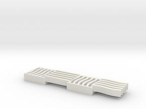 fifth element LOVE 2 in White Natural Versatile Plastic