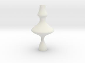 vessel in White Natural Versatile Plastic