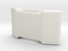 Robot carter in White Natural Versatile Plastic
