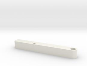 Safety stem in White Natural Versatile Plastic