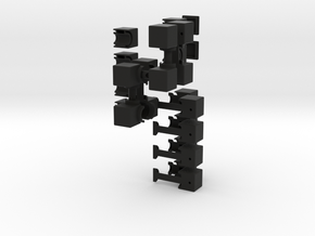 The S-Cube in Black Strong & Flexible