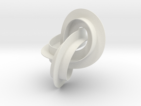 mobius strip in White Strong & Flexible