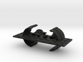 Zyphon Man-of-War Class Battleship in Black Strong & Flexible
