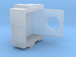 CustomPack in Smooth Fine Detail Plastic
