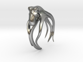 Octo, No.1 in Natural Silver