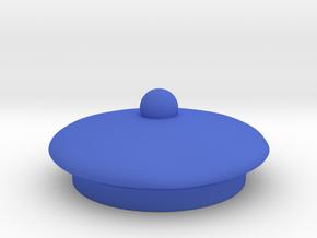 Brit Forage (Tam) Cap in Blue Processed Versatile Plastic