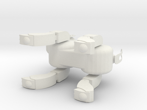 AIBO ERS-7 Robot in White Strong & Flexible