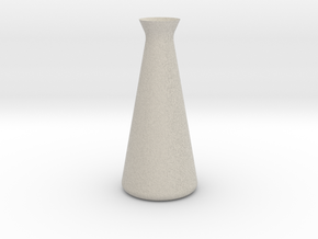 Designer Vase in Natural Sandstone