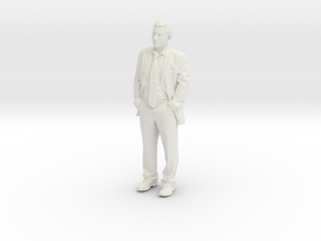 AntoineSuit in White Natural Versatile Plastic