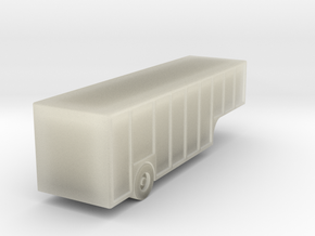 Beverage Trailer - Zscale in Transparent Acrylic