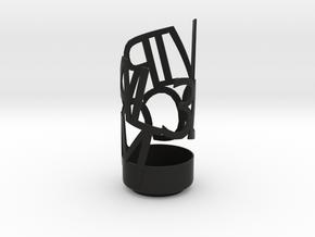 viral3dcom in Black Natural Versatile Plastic