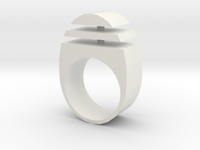 ringtiras2 in White Natural Versatile Plastic