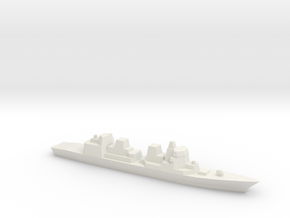 [JMSDF] Akizuki Class 1:1800  in White Strong & Flexible