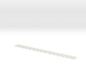 SFB 15 in White Natural Versatile Plastic