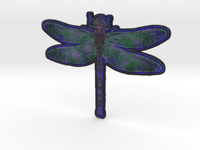 Dragonfly E in Full Color Sandstone
