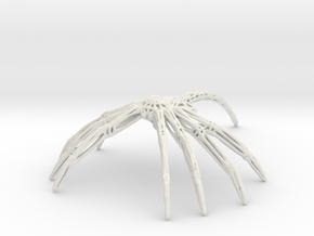Facehugger in White Strong & Flexible