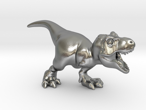 T.rex Chubbie Krentz in Natural Silver