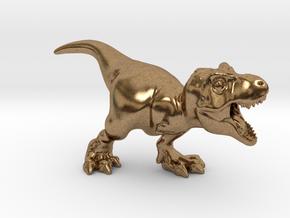 T.rex Chubbie Krentz in Natural Brass