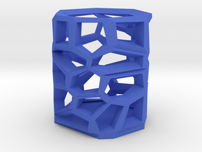 Penholder in Blue Processed Versatile Plastic