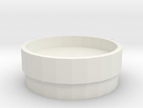 Ord_Sensor_Base in White Natural Versatile Plastic