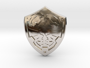Royal Shield II in Platinum