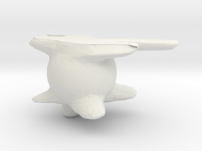 gnom in White Strong & Flexible