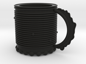 Cup of Awesome in Black Strong & Flexible
