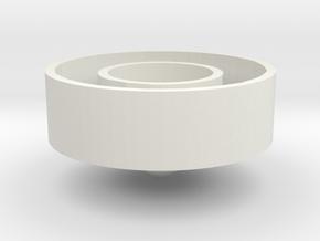 Haloapril in White Natural Versatile Plastic