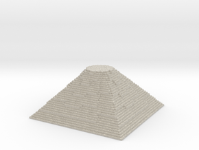 American Pyramid  in Natural Sandstone