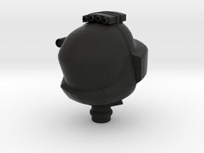 Astronaut Helmet in Black Strong & Flexible