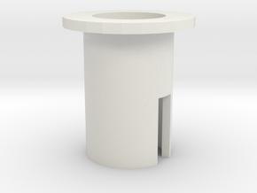 umbrella part in White Natural Versatile Plastic