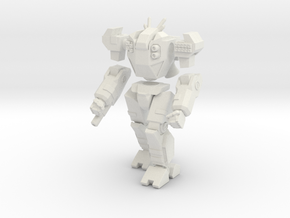 Mecha- Odyssey- Hyperion (1/285th) Multi-Part in White Natural Versatile Plastic
